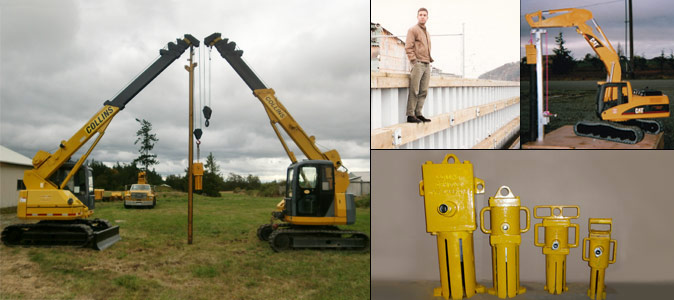 Utilize Yourexcavator For Your Pile Driving Rig